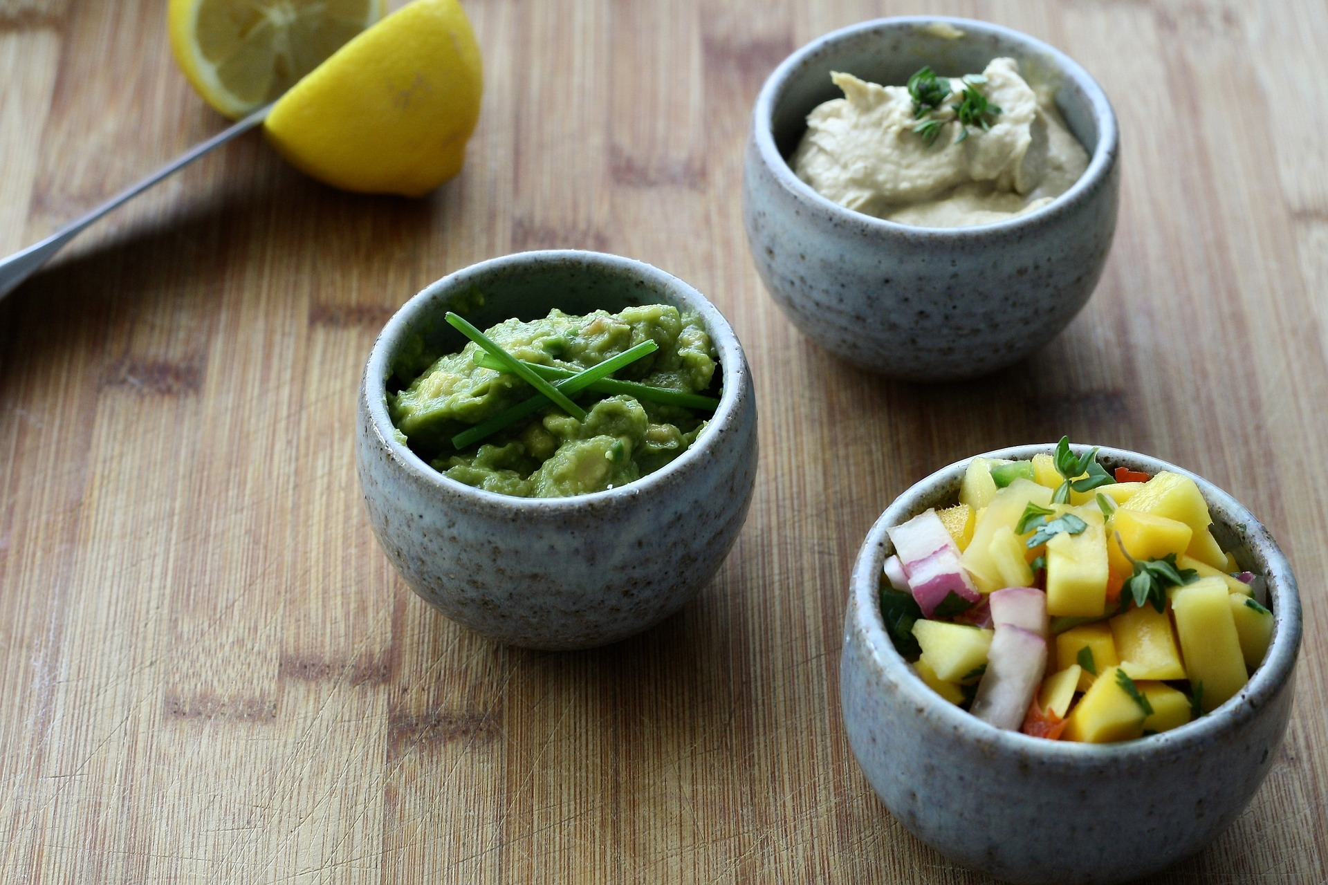 Get ready for tasty guacamole choices at Barrio Queen.